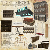 [Schultz Bros.] The Old Hotel Complete Set - C/M