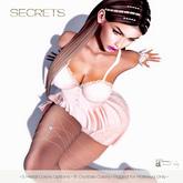 -SECRETS- Samilly Leg Chains - Fatpack -