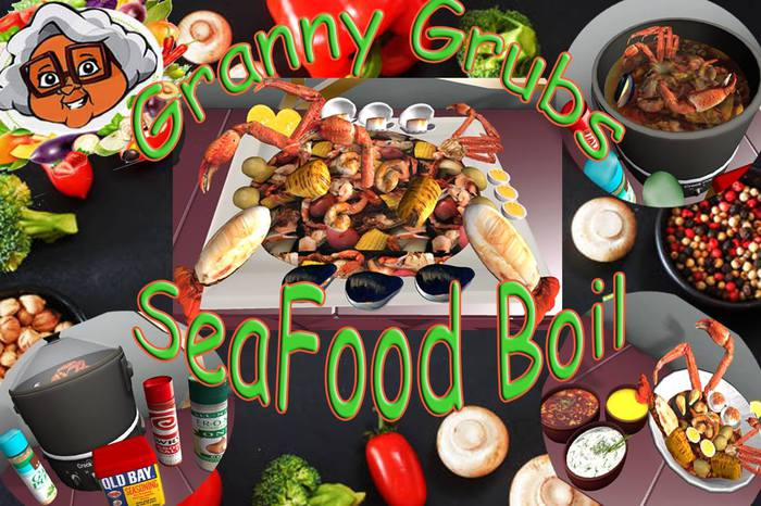 * GG* SEAFOOD BOIL ~*~