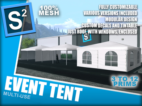 S2 Event Tent