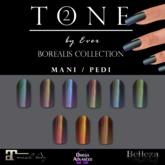 Tone 2  Borealis Nails  (WEAR)