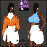 Aprille Set & Hud
