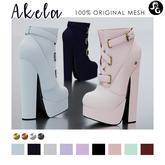 ::SG:: Akela Shoes - BELLEZA