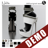 ::SG:: Nolita Shoes - DEMO - (Hud is only on purchased version)