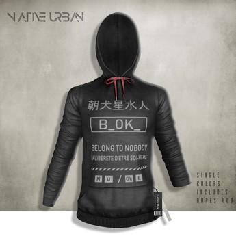 Native - Anjuna Sweater Black