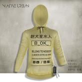 Native - Anjuna Sweater Yellow