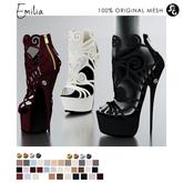 ::SG:: Emilia Shoes - MAITREYA