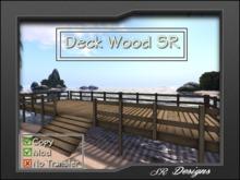 Deck Wood SR