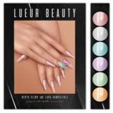 // L // - Pastel Vibes Nails - BENTO - Slink&Lara