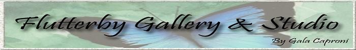 Flutterby gallery and studio logo   landscape