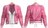 Blueberry - Maria - Jackets - Pink