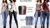 Blueberry aria set jeans fp