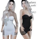 Eyelure Famed Mini Dress - DEMO