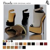 ::SG:: Nicole Shoes - BELLEZA