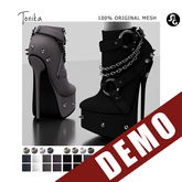 ::SG:: Tonika Shoes - DEMO (Hud is only on purchased version)