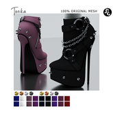::SG:: Tonika Shoes - MAITREYA