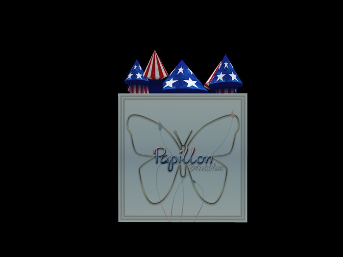 {Papillon} Box of Fireworks!