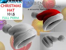 ABAR - CAP007 CHRISTMAS HAT -  BOX MARKET