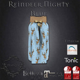 **Mistique** Reindeer nighty Blue (wear me and click to unpack)