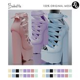 ::SG:: Babette Shoes - BELLEZA