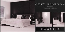 FOXCITY. Photo Booth - Cozy Bedroom (Mono) (HUD. Wear me)