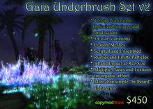 Gaia Underbrush Set v2
