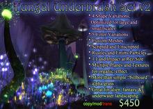 Fungal Undergrowth v2 Set