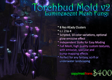 Torchbud Mold v2