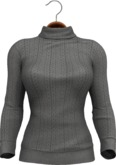 !APHORISM! Thyme Winter Sweater - Charcoal