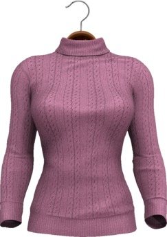 !APHORISM! Thyme Winter Sweater - Candy