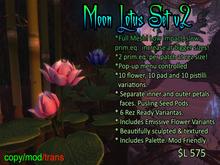 Moon Lotus Set v2