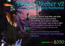 Dryad Pitcher v2 Set (boxed)