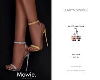 """Mowie. - """"Jordyn"""" Sandals"""