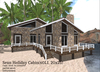 Sean Holiday Cabin(60LI, 20x25)
