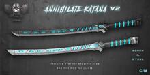 [The Forge] Annihilate Katana V2.
