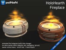 [psiNaN] HoloHearth Fireplace (Box)