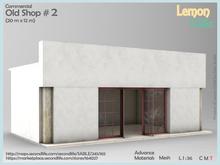 Old Shop #2 (Mesh) [Lemon Chilliz]
