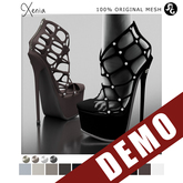 ::SG:: Xenia Shoes - DEMO (Hud is only on purchased version)