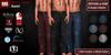 GAS [Men's Jeans Daniel 6x2 Colors w/HUD FATPACK]