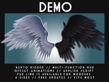 Visual Magick - Duskfall/Daybreak Wing DEMO