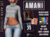 *AMANI* - Casually Warm Set (ML)