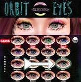 {Demicorn} Orbit Eyes - Mint