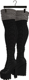 "Addams ""Chandra"" Womens Boots #30"