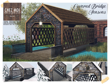 Covered Bridge Seasons ♥ CHEZ MOI