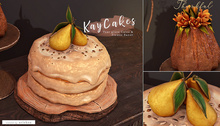 Ariskea[Kay Cakes] Pear Glaze Cakes