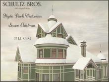 [Schultz Bros.] Hyde Park Victorian - Snow Add-on V1.1 (Boxed)