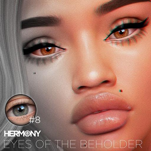 HERMONY / EYES OF THE BEHOLDER / #8