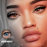 HERMONY / EYES OF THE BEHOLDER / #19