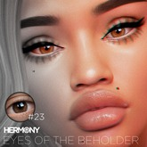 HERMONY / EYES OF THE BEHOLDER / #23