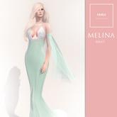 Odile - Melina Dress Mint